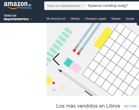 Amazon productvertalingen laten maken