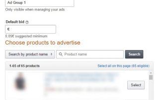 Adverteren op Amazon - Campagne aanmaken handleiding