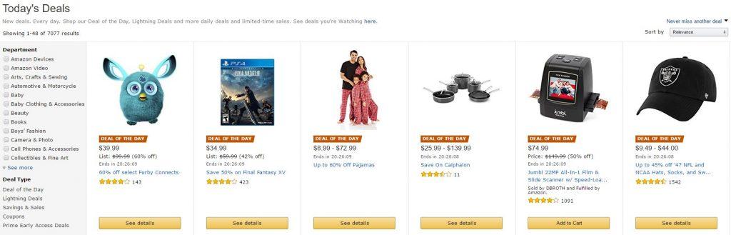 C:\Users\info\Dropbox\Amazon Expert\Website\Afbeeldingen\Blog\Amazon lightning deal - Deals van de dag - Dagdeal op Amazon - Amazon Expert.jpg